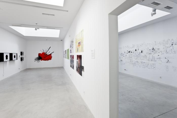 """Wystawa """"Komiks. Legendy miejskie"""" - luty 2012"""