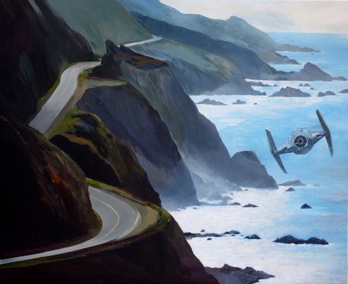 tie-fighter-and-pch_60-x-72-cm_2014_s